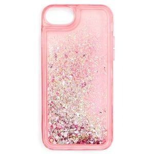 NWB Pink Glitter iPhone Case 6/6s, 7, and 8